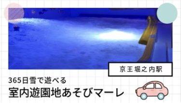 【2019年最新版】京王堀之内駅にある室内遊園地「あそびマーレ」広さ・遊具の種類は?遊んだ感想
