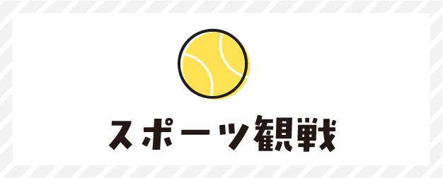 子連れスポーツ観戦