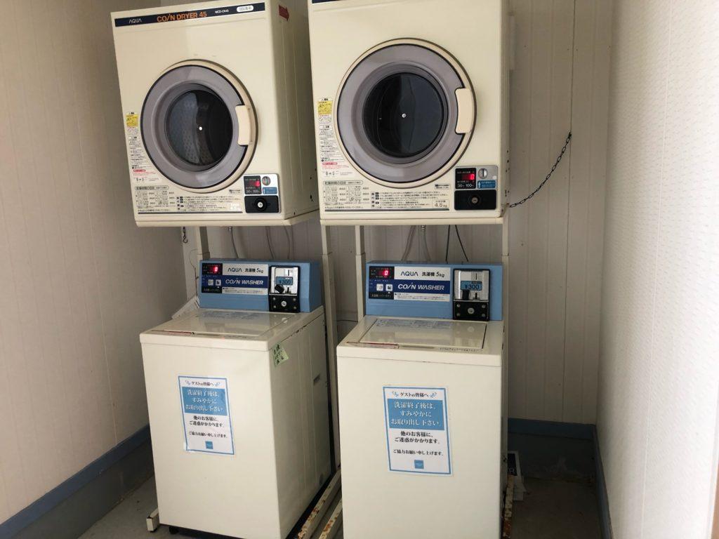 プリシアヨロン洗濯機