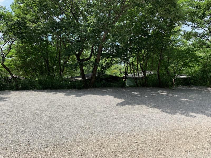 赤城オートキャンプ場 テントサイト