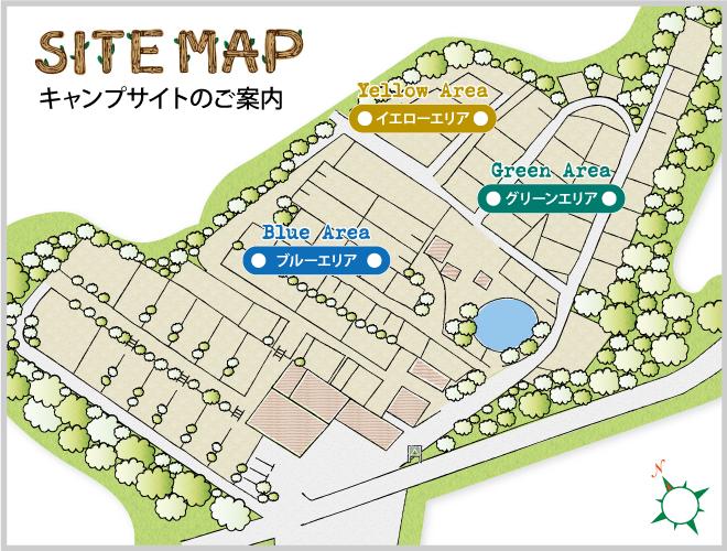 赤城オートキャンプ場マップ